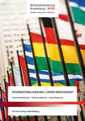 Cover Service-Paket Internationalisierung