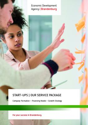 Cover Service-Package Start-Ups